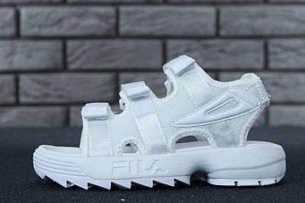 Женские Fila Disruptor Sandals (люкс копия)