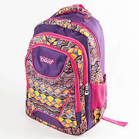 Школьный рюкзак для девочек - розовый -YG1726