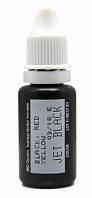 Jet Black Biotouch / Черный темный 15 мл