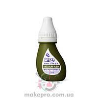 Pure Medium Ash Pigment Biotouch / Пепельный средний 3 мл