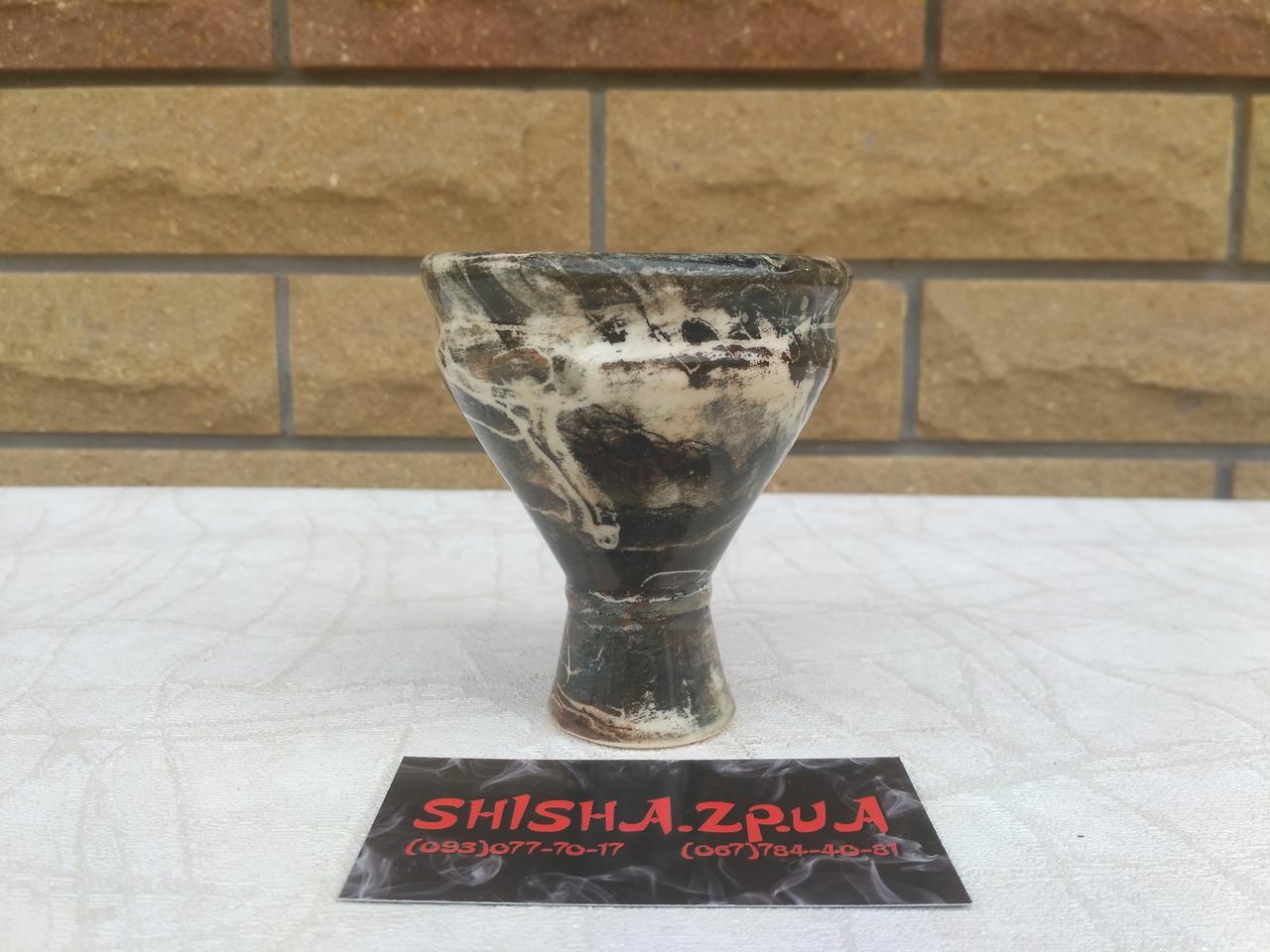 Чаша керамика в глазури (Фантастик)