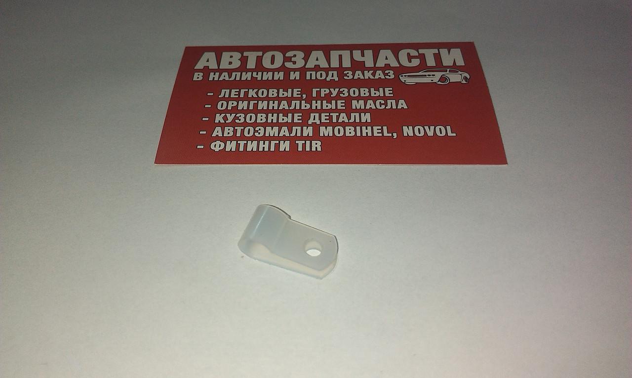 Скоба для крепления кабеля 6 мм. под винт