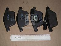 Колодка торм. AUDI A4, A6, ALLROAD передн. (пр-во REMSA)0964.12