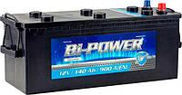Акумулятор 140АМ Ah/12V BI-Power