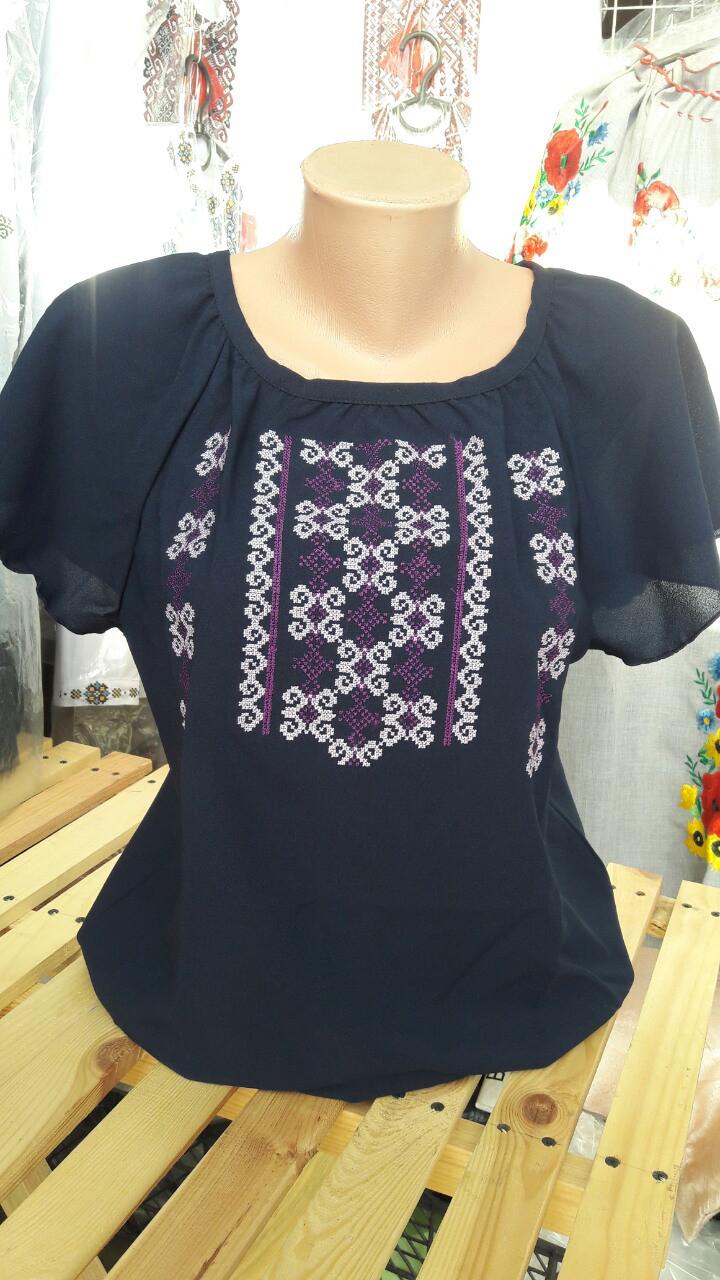 Женская вышитая блуза Код опт302