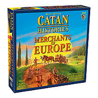 Catan Histories: Merchants of Europe (Колонизаторы. Европа)
