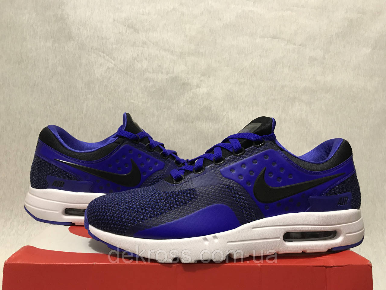 Кроссовки Nike Air Max Zero Essential (46) Оригинал 876070-001