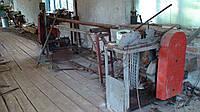 Станок для производства сетки-рабицы.