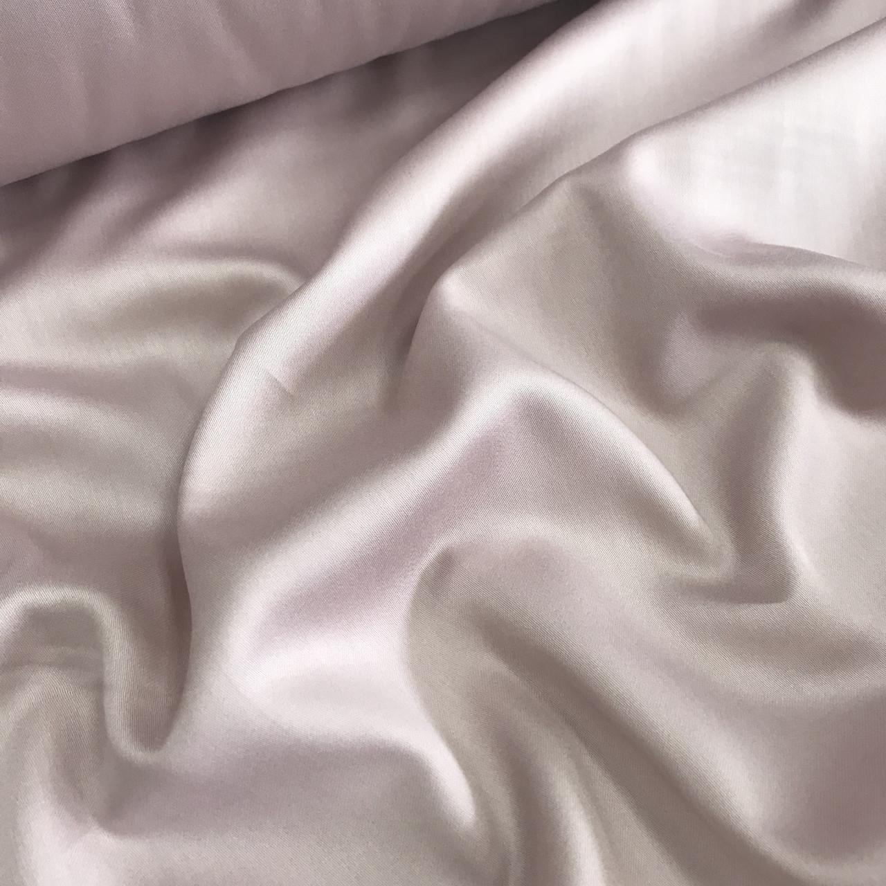 Сатин пудра розовая для постельного белья, мерсеризованный  (ТУРЦИЯ шир. 2,4 м) № 31-62s