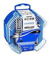 NEOLUX ExtraLight +50%  / тип лампы Н4 / 2шт