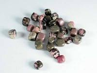 Камни декор родонит 500 грамм