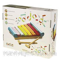 Деревянный ксилофон Cubika LKS-2