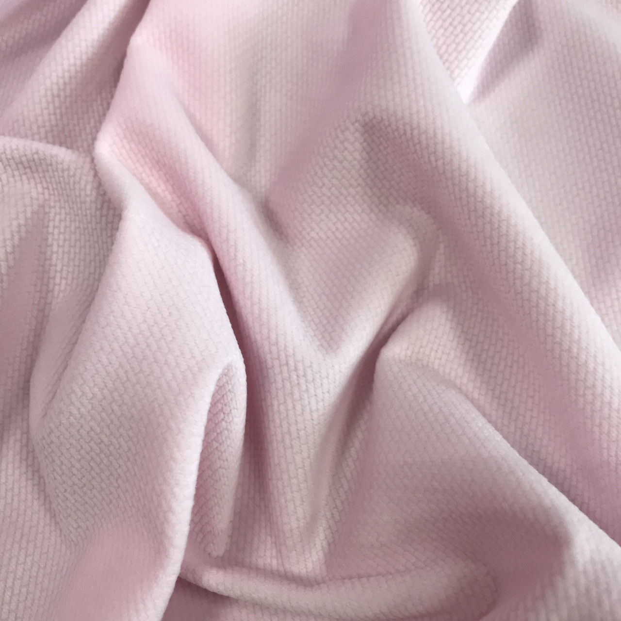 Minky Вельвет розовый
