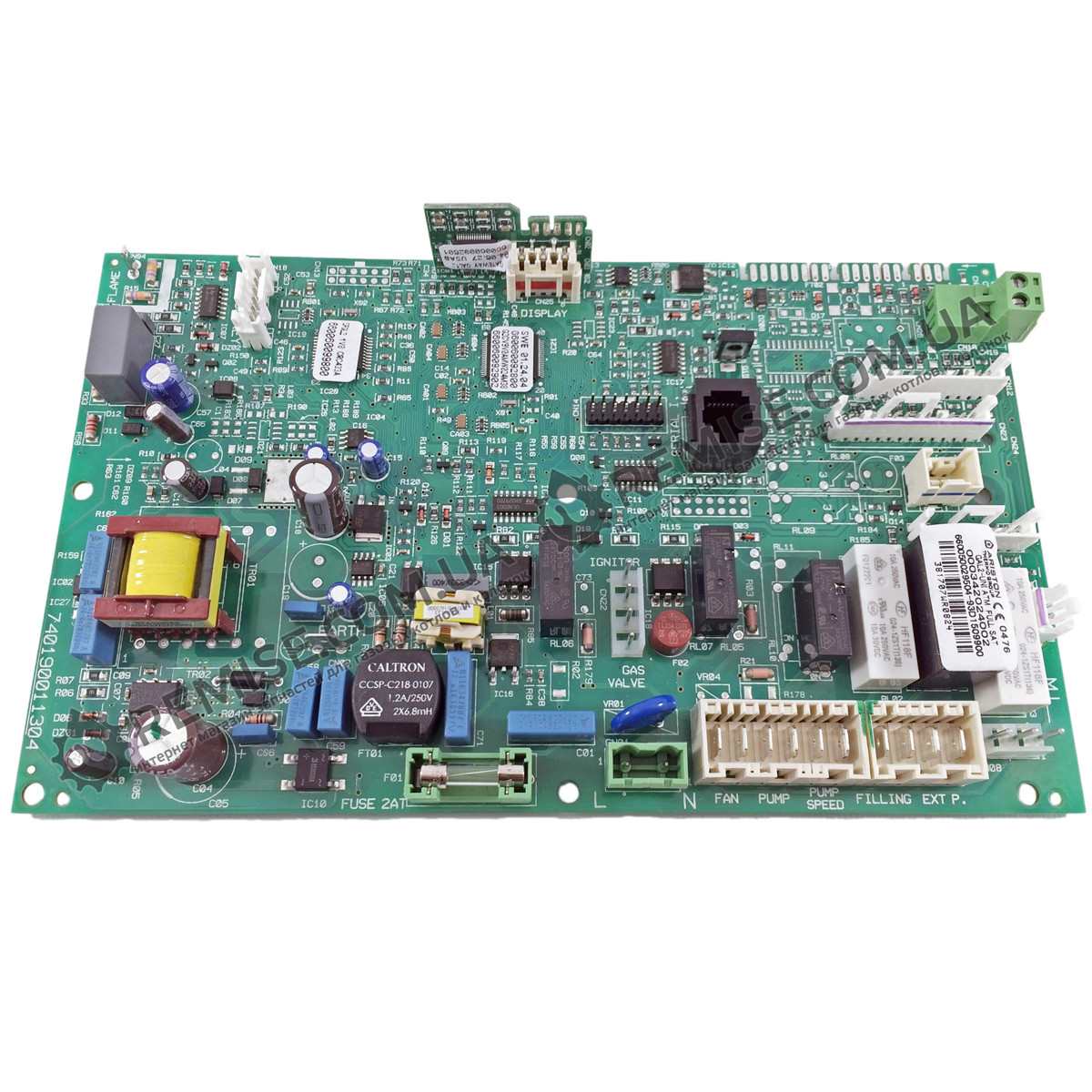 Плата управления Ariston Egis Plus, BS II, Matis - 60001605-06
