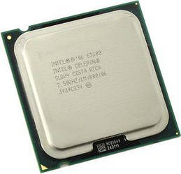 Процессор (775)Intel Celeron E3300 1M кэш, 2,50 ГГц, 800 МГц FSB