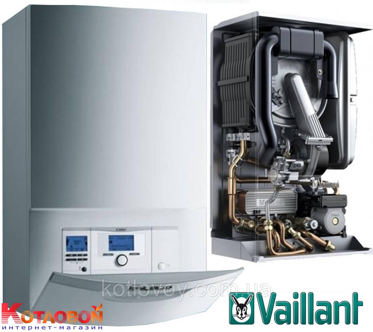 Конденсационный газовый котел Vaillant ecoTEC plus