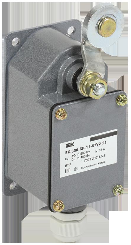 ВК-300-БР-11-67У2-21, IP67, IEK (KV-1-300-1)