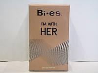 Парфюмированная вода Bi-Es I'm With Her 100мл, фото 1