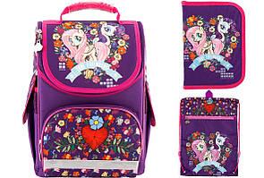 Набор школьный Kite(Рюкзак+сумка+пенал) Little pony LP18-500S