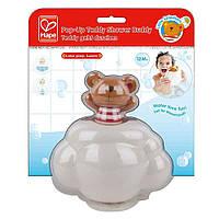 Игрушка для ванной Hape Pop-Up Teddy Shower (E0202)