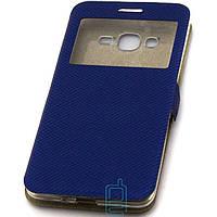 Чехол-книжка Modern 1 окно Samsung Grand Prime G530, J2 Prime G532 синий
