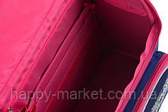 Рюкзак каркасный  Frozen blue 555158 Б 1 Вересня, фото 3