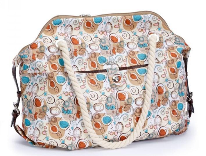 1de13cd7f97d Женская летняя сумка Dolly 089 с узором на 23 л — только ...