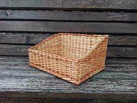 Лоток-короб плетеный 30х40 с высотой 20x10