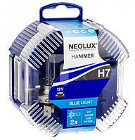 NEOLUX BlueLight  / тип лампы Н7 / 2шт