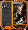 """Защищенный смартфон Land Rover A1 H2O SUBMERSIBLE! Android, 3500 мАч, 2 SIM, дисплей 4""""."""
