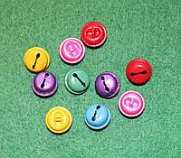 Бубенчик разноцветный 715 упаковка 5 шт, фото 1