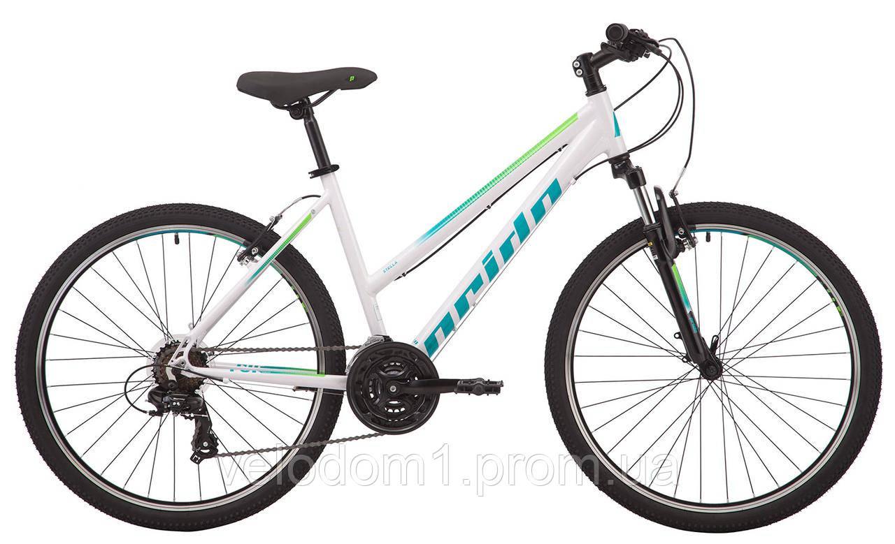 """Велосипед Pride 26"""" Stella 6.1 белый 16-18"""" (2019)"""