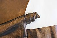 Велюр с покрытием золотистого цвета, толщина 0,9 мм., артикул СК 2181