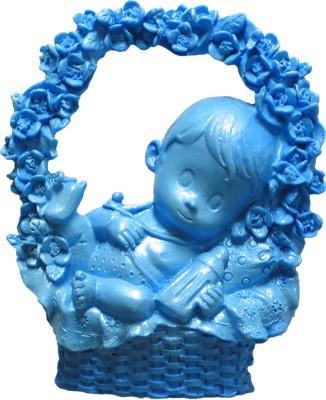 """Силиконовый молд """"Младенец в корзине"""" (код 03432)"""
