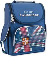 Ранец школьный ортопедический Cambridge blue 553304 Б