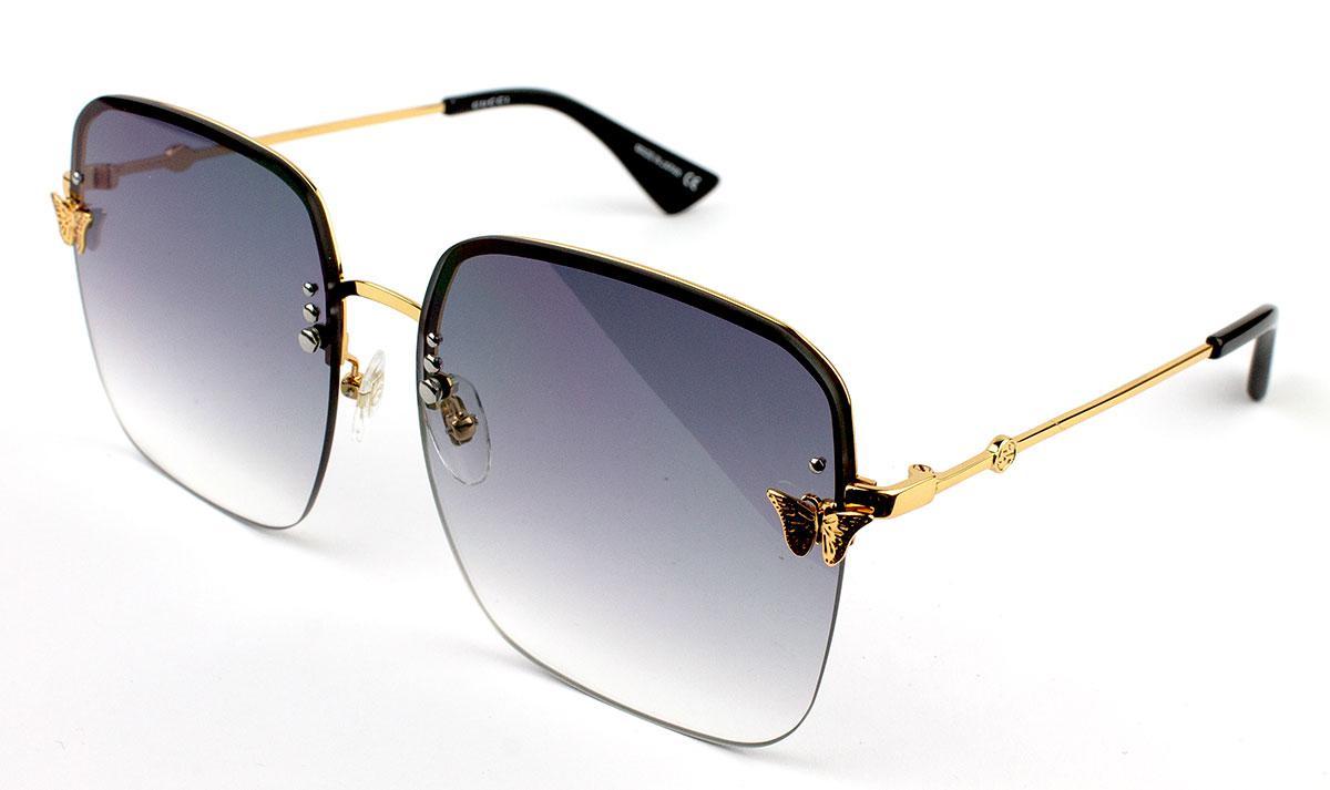 Солнцезащитные очки Gucci GG1076S-001-2