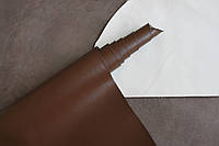 Натуральная кожа коричневого цвета, толщина 1 мм., артикул СК 2195