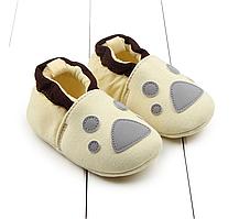 Пинетки кеды 17 размер 10.5 см длина обувь утепленные Турция теплые обувь для новорожденных