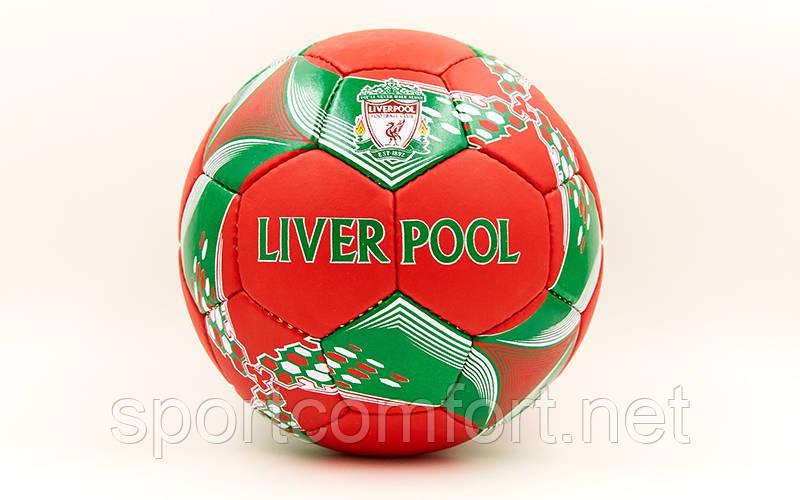 М'яч футбольний № 5 Ліверпуль pvc
