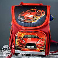 Ранец ортопедический Smile Красная Машина 988354