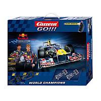 Гоночная трасса Carrera Go Red Bull Racing.