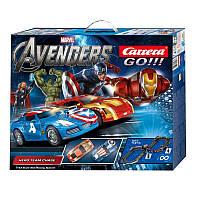 Гоночная трасса Carrera Go Avengers