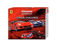 Гоночная трасса Carrera Go Ferrari Challenge 195х75см, 5,6м