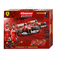 Гоночная трасса Carrera Go Ferrari F1 Masters.