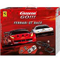 Гоночная трасса Carrera Go Ferrari GT Race.
