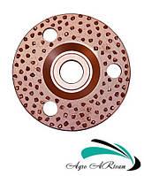 Диск для копыт односторонний шлифующий Standard, 115 мм, фото 1