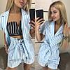 Костюм: двойка пиджак+шорты, фото 3