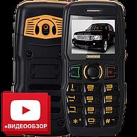 Противоударный телефон Admet B30 - 2 месяца на одном заряде! Мощный фонарь, FM, MP3/MP4, 2 SIM, 5000 mAh.