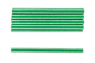 Комплект зеленых овальных карандашей строительных по камню 175 мм(в 1 комплекте 12 шт) Housetools 14B801