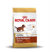 Royal Canin сухой корм для щенков породы такса до 10 месяцев - 1,5 кг